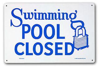 Läs mer om artikeln Poolen stänger redan på måndagen den 16e augusti!