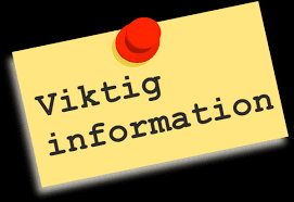 Oklart om informationsdagens genomförande