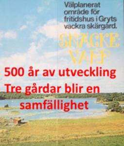 Read more about the article Föredrag: Snäckevarp under 500 år!